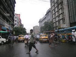 インド:コルカタ