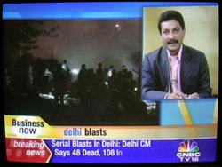 インド爆弾テロ