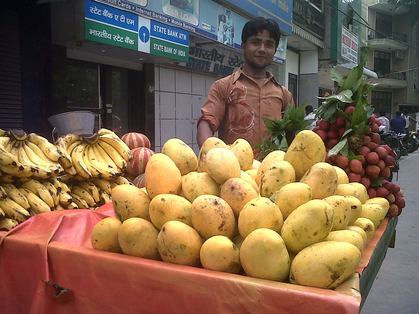 Fruits wala!